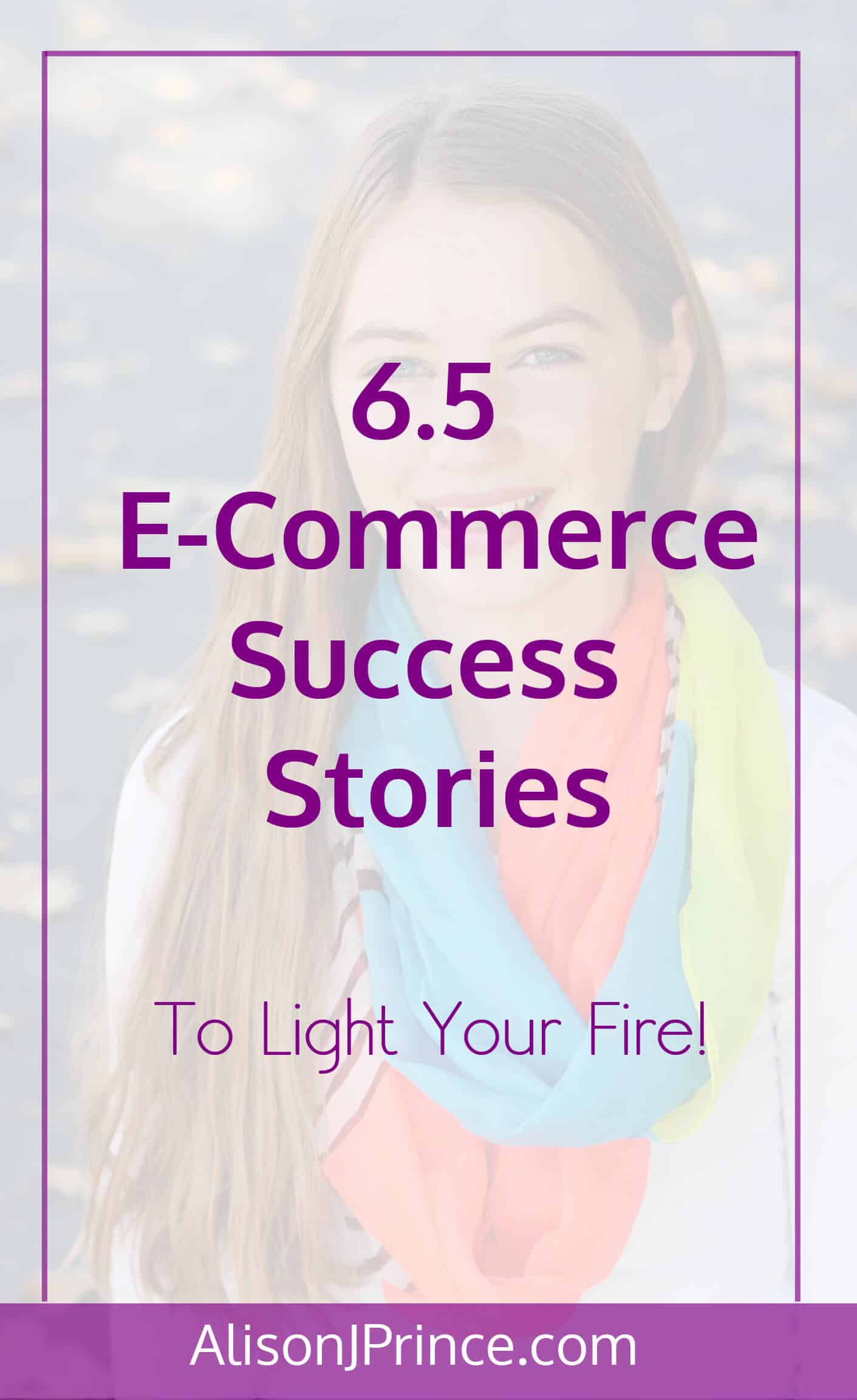 ecommerce success stories