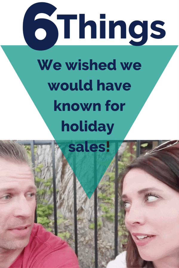6 Holiday eCommerce Tips and a Trip to Swiss Days