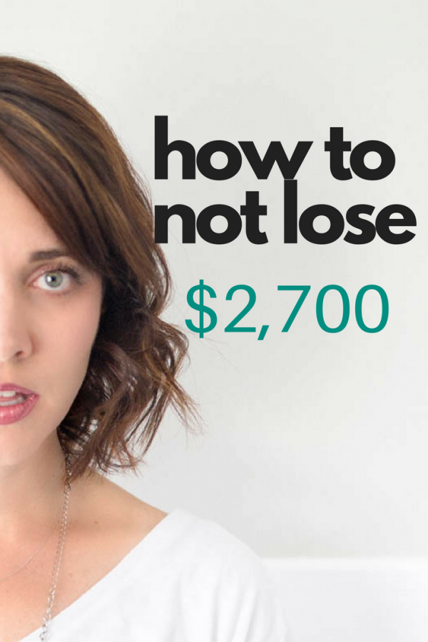 How to NOT Lose $2700 + Deal Site Tips
