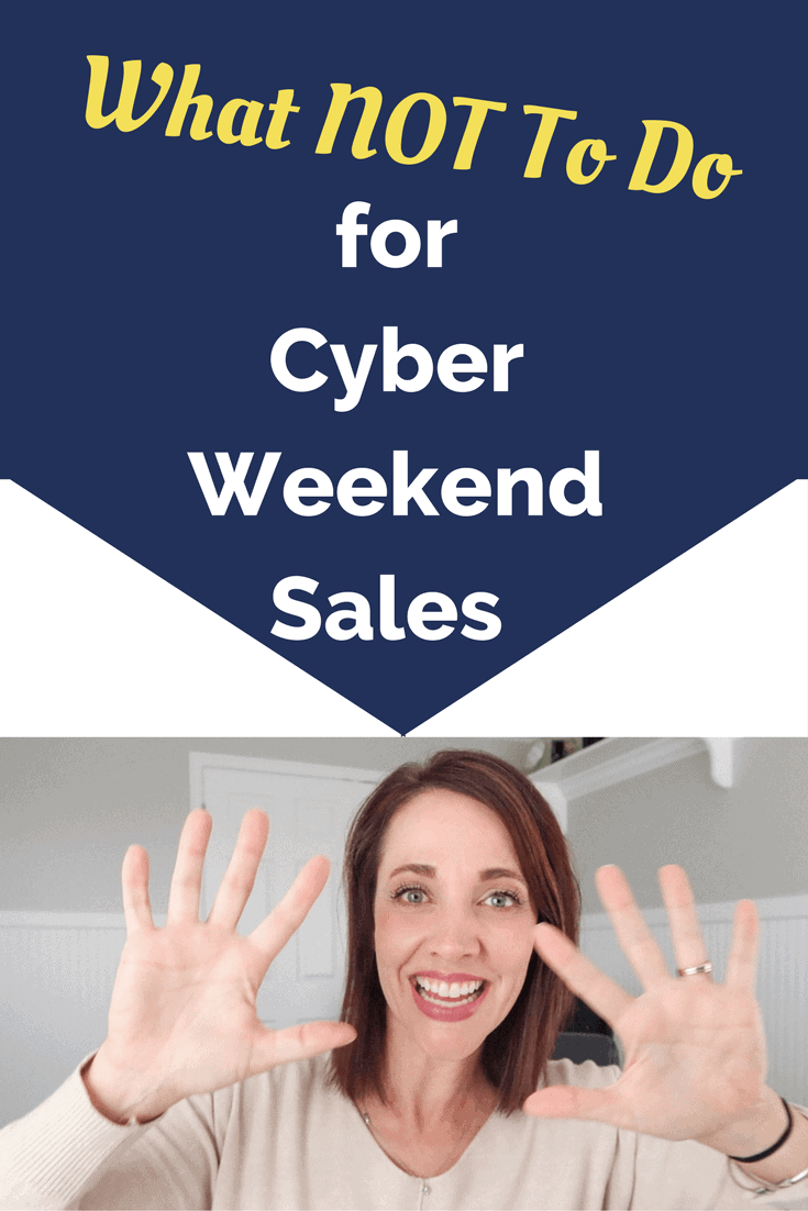 How to Prepare for Cyber Weekend Holiday Sales