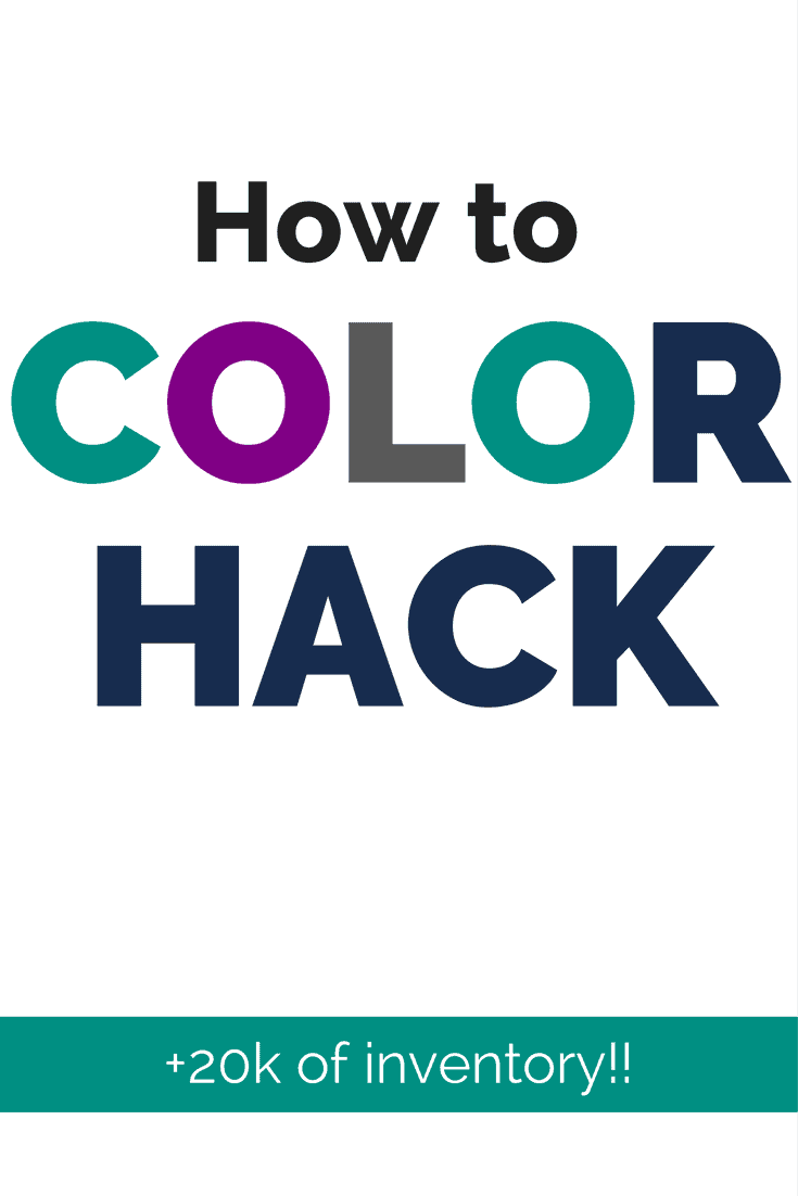 How to Color Hack | Find the Perfect Colors for Your Brand