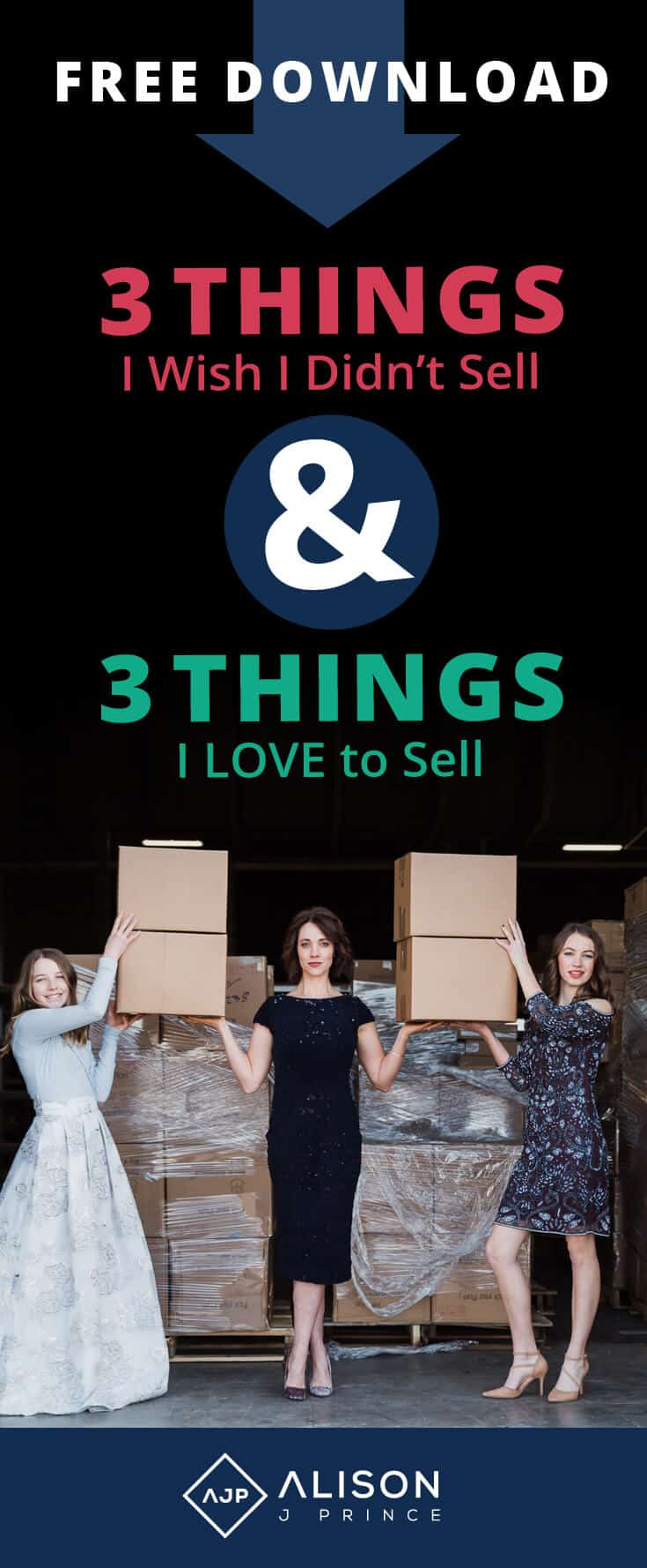 things I wish I didn't sell and things I love to sell