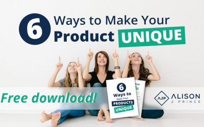 6 Ways to Make Your Product Unique