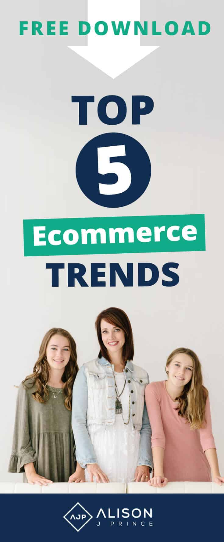 Alison Prince: Top 5 Ecommerce Trends
