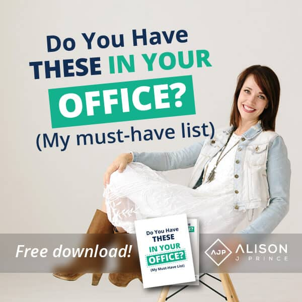 must-have office faves