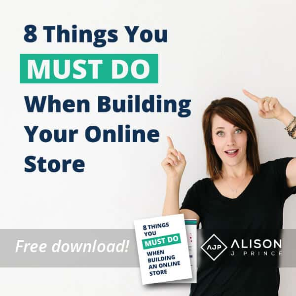 building an online store