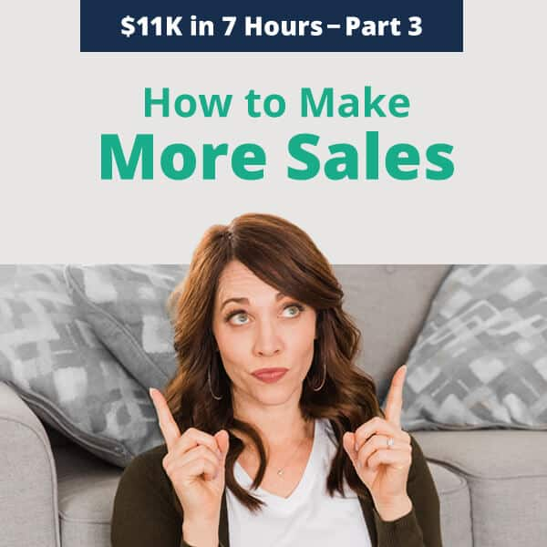 online store, increase sales, Alison Prince, ecommerce expert, drive more business