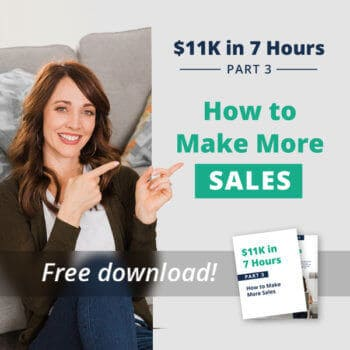 how to make more online sales, drive more business to your online store