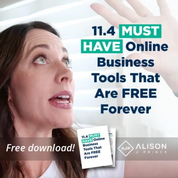 Free Business Tools for E-Commerce chosen by Alison J. Prince
