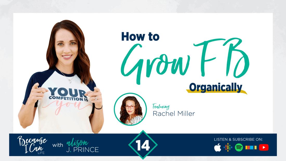 rachel miller facebook organic growth