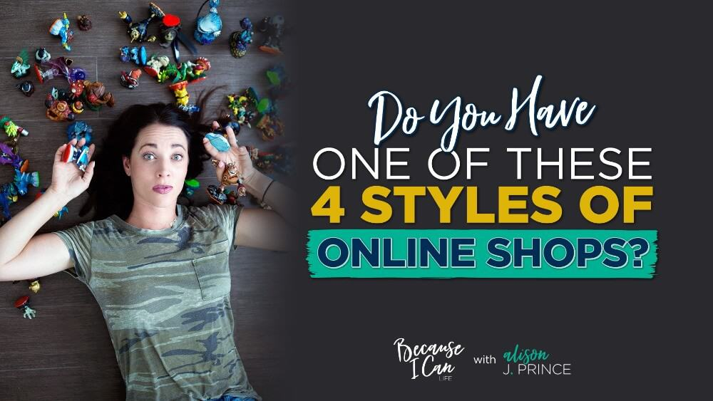 types of online shops