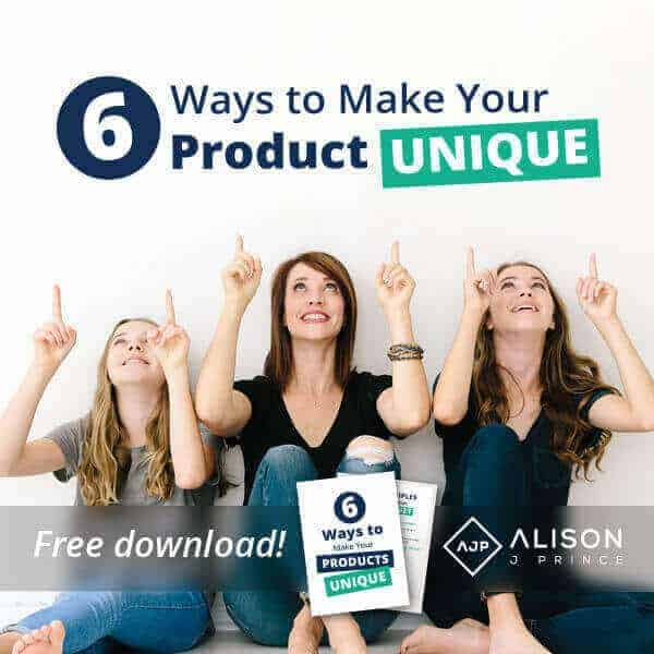 ways to make your product unique