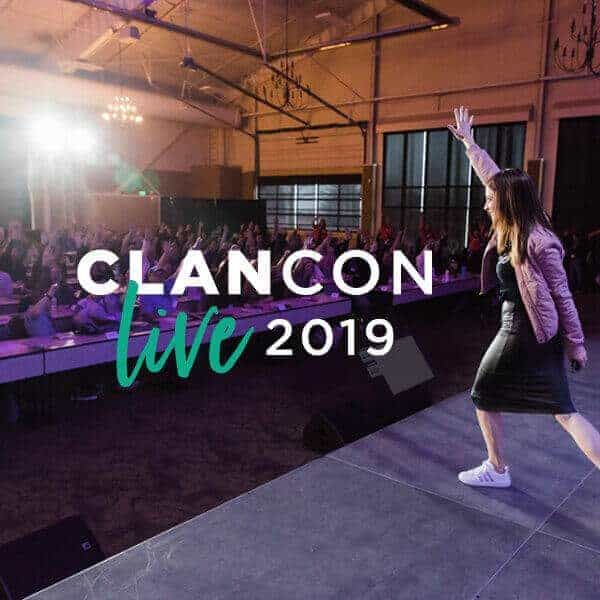Alison Prince shares thoughts and highlights from CLANCON LIVE 2019 - a convention for online business owners
