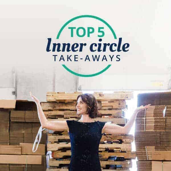 Inner Circle Takeaways